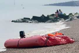 Demand from France: Frontex should also go to the English Channel