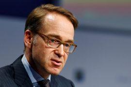 ECB: Bundesbank boss Jens Weidmann votes against ECB proposals