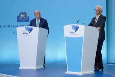 ECB changes outlook on future interest rate developments