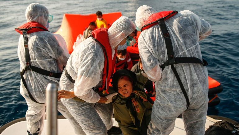 EU border protection agency scandal on Frontex: Europe's borders are a legal void