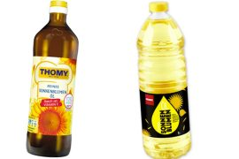 """Eco-Test for Sunflower Oils - Two Organic Oils Also Rated """"Bad"""" (Video)"""