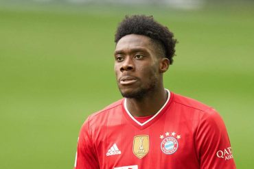 FC Bayern: Alfonso Davies breaks international tour injured - newcomer suddenly becomes important