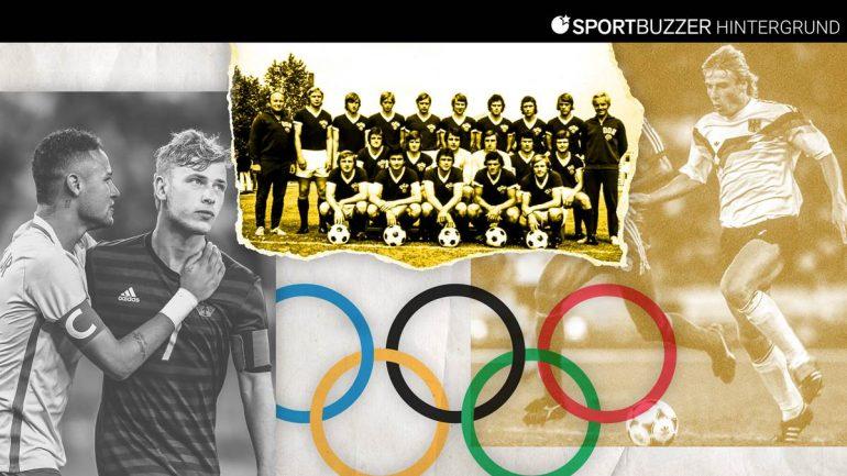Medaillen gab es für deutsche Mannschaften bei Olympia schon in jeder Farbe.
