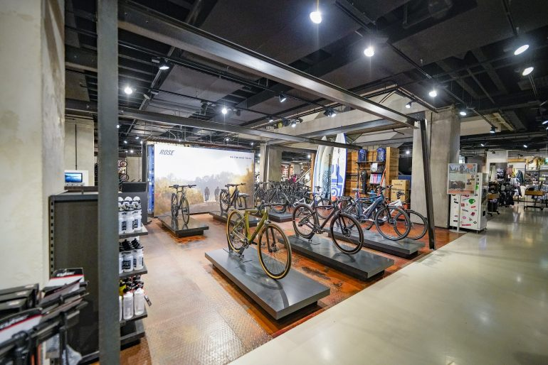 From Shipper to Retailer: 7 New Bike Shops Everyday