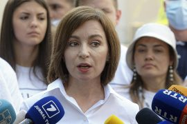 General Elections in Moldova: Pro-Western Party Leads