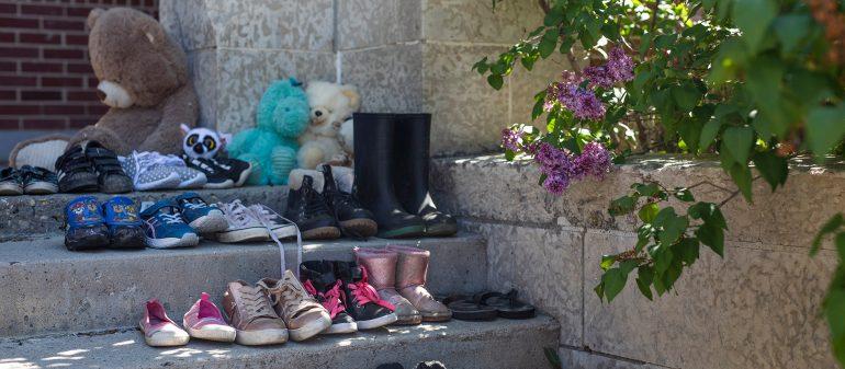 Erneut Hunderte Leichen bei kanadischem Umerziehungsheim gefunden