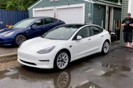 Independent repair shop repairs Model 3 for $700 - $16,000 by the dealer .  asked for
