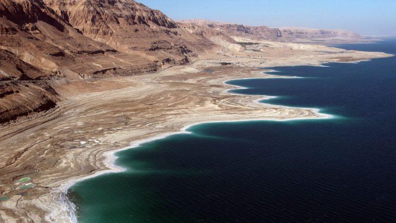 Israel is selling record amounts of water to neighboring Jordan