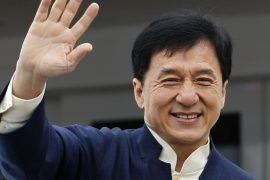 """Jackie Chan: """"I want to be a member of the Communist Party"""""""