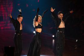 """Let's Dance"" star announces love news - Watson"