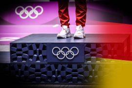 Wie schon bei den Spielen in Rio blieb das deutsche Team zum Olympia-Auftakt ohne Medaille.