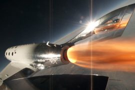 Livestream from 4:30 pm: Richard Branson takes off in space with Virgin Galactic