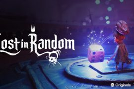 Lost in random erscheint at 10.  September • Nintendo Connect