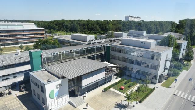 Max Planck site at IZB residence at Planegg, 2016