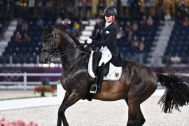 Olympia 2021 dressage live: Germany wins two medals - Worth wins gold