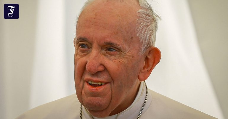 Pope Francis is doing well after bowel surgery