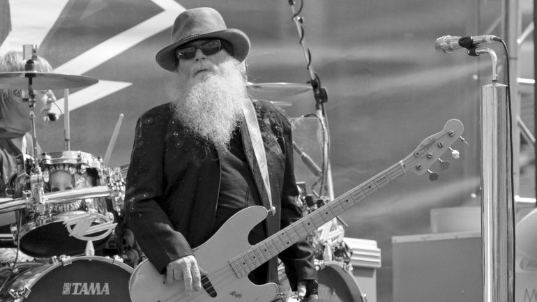 Rock Legends: ZZ Top Bassist Hill's 72 .  died on