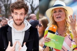 This is what Andrea Kiwell thinks about Luke Mockridge on TODAY