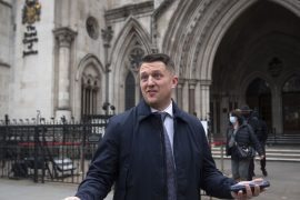 Tommy Robinson: British right-wing extremist sentenced to pay £100,000 in damages