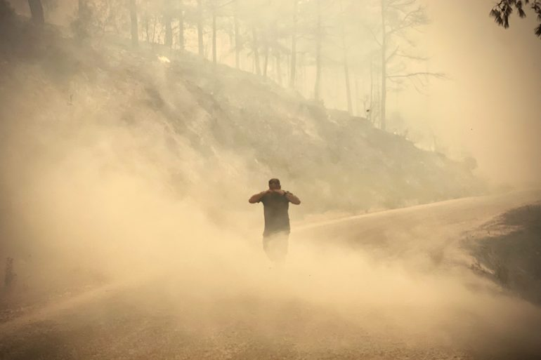 Turkey and Italy: devastating wildfires in the Mediterranean