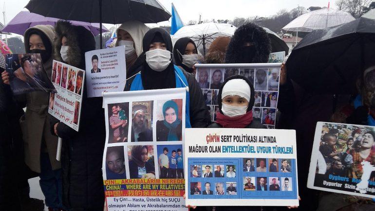 Uighurs in China: US Senate bans Xinjiang products