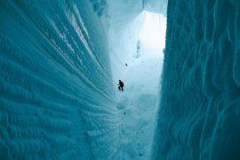 "Viruses in glacier ice: Researchers find ""unreal signature"""