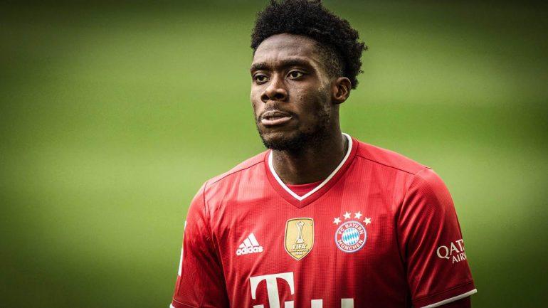 Fällt vorerst aus: Bayern-Star Alphonso Davies.
