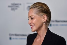"""""""are on the same wavelength"""": Sharon Stone is probably dating a 25-year-old rapper"""