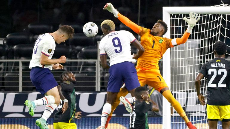 Gold Cup: USA and Canada in semi-finals - Football