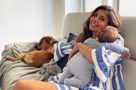 """Too Much"": New Mom Eva Beneteau Temporarily Abandons Dog"