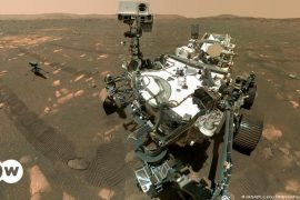Mars Rover Persistence Having Problems Collecting Samples |  Currently America |  dw