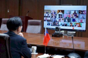 Außenminister begrüßt kanadische Mitglieder des Formosa Clubs