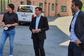 Hennef: Innovation in rural areas important for Lars Klingbeil