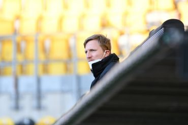 That's why Hartmann didn't get a new contract with Dynamo.