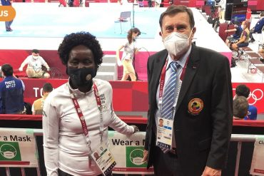 Karate Scene Moves To Los Angeles - Sport From Regensburg