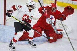 Russia beat Switzerland 3-1 in women's hockey world