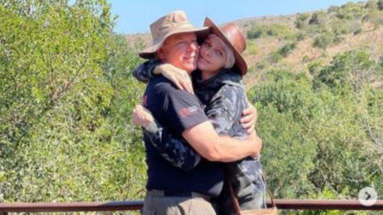 Prince Albert back in Monaco: Charlene's hug photo causes awe