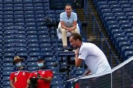 ATP Toronto: Daniil Medvedev apologizes to Alexander Bublik - and was punished for it