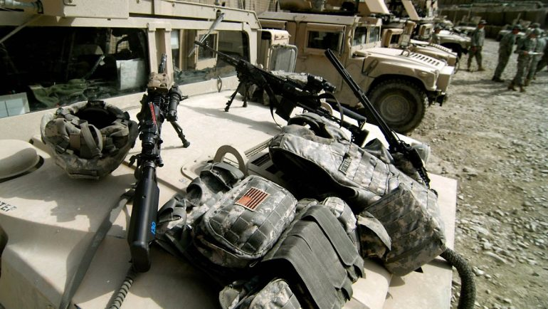 Armored vehicles and missile defense: the United States renders high-tech equipment unusable