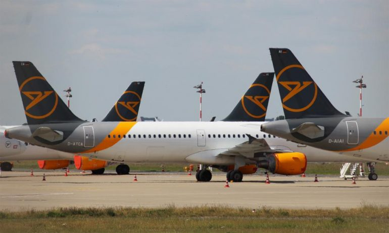Condor: Will be flying again on Canadian routes from September