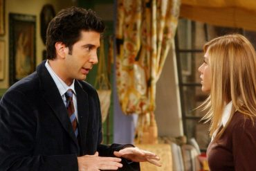 David Schwimmer Comments on the Rumors: What's Up With Jennifer Aniston?