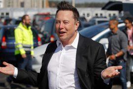 """Easy evening meeting"" - Elon Musk appeared in Brandenburg"