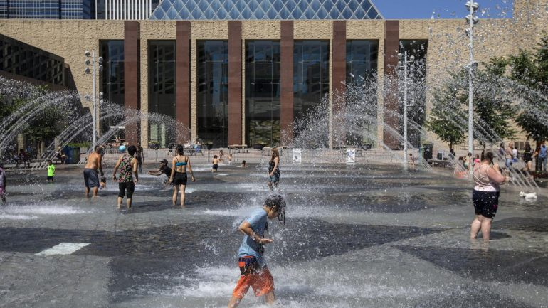 Extreme heat in Canada: up to 50 degrees - is this temperature even possible in Germany?