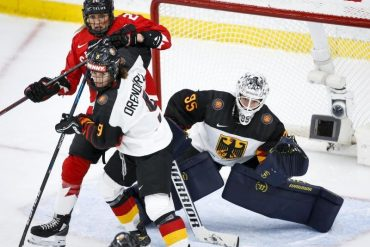 German Ice Hockey Women's World Cup Quarter Final Defeat    free Press