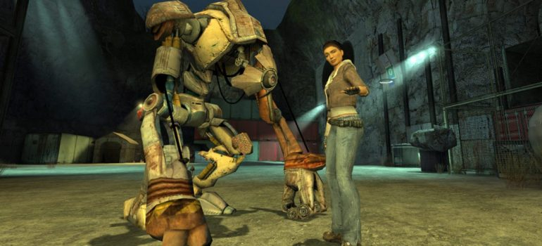 Half-Life 2: The Rumor: Remastered Collection Discovered