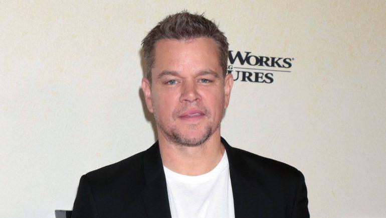 Homophobic word used: Matt Damon revises his statement