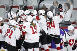 IIHF Women's World Cup: Switzerland as an outsider in semi-final against Canada