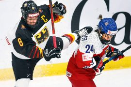Ice Hockey World Cup: German women's second defeat