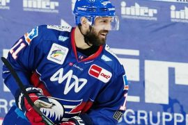 Ice hockey - ice hockey professional takes out Schutz time: the year of rest on Lake Garda