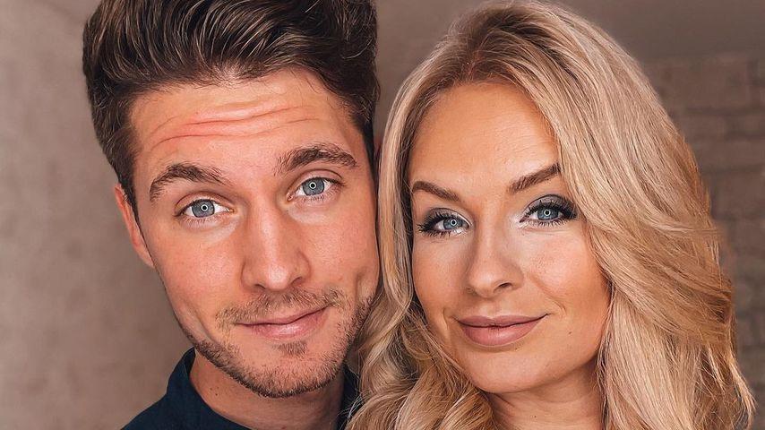 Mark Zimmermann and Anna Eflander in Dortmundi in December 2020